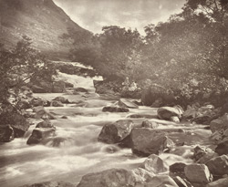 A Mountain Stream, Borrowdale